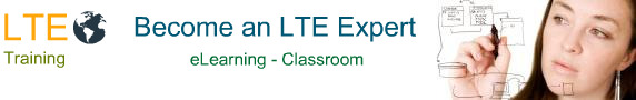 LTE eLearning/Classroom Training