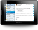 4G LTE BlackBerry PlayBook Tablet