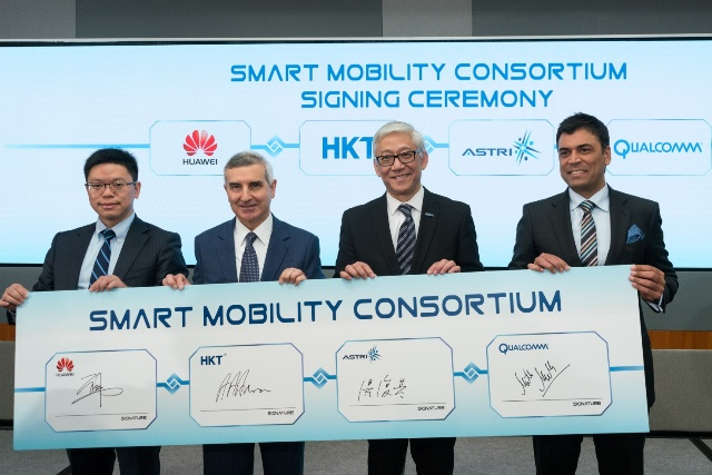 Smart Mobility Consortium on Cellular-Vehicle-to-Everything (C-V2X)