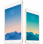 iPad Air 2 and iPad Mini 3